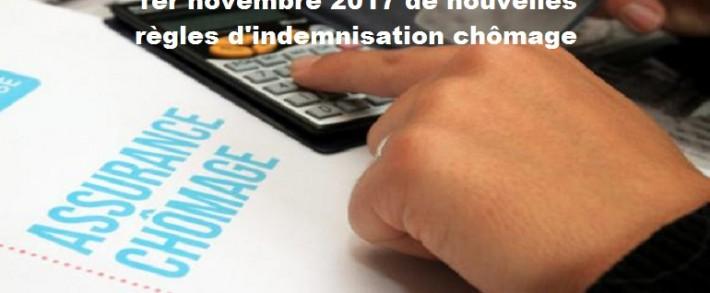 Nouvelles règles d'indemnisation chômage